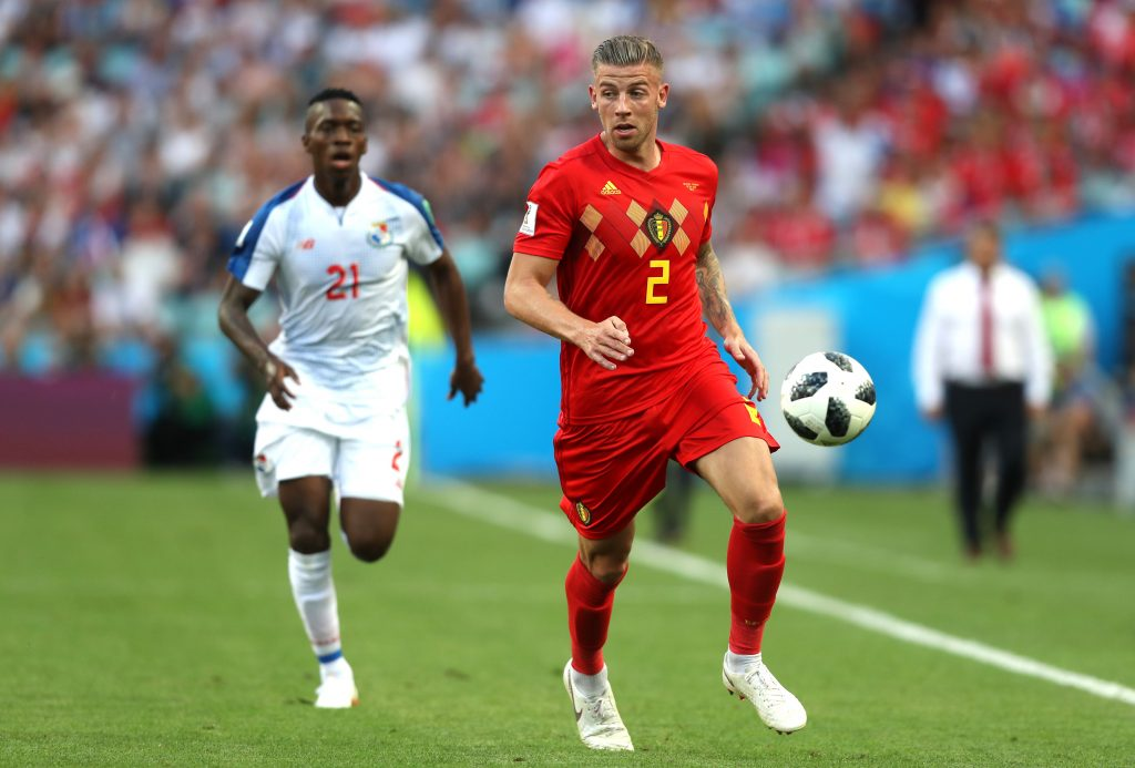 Toby Alderweireld: 'I never wanted to leave Tottenham Hotspur for Man Utd'