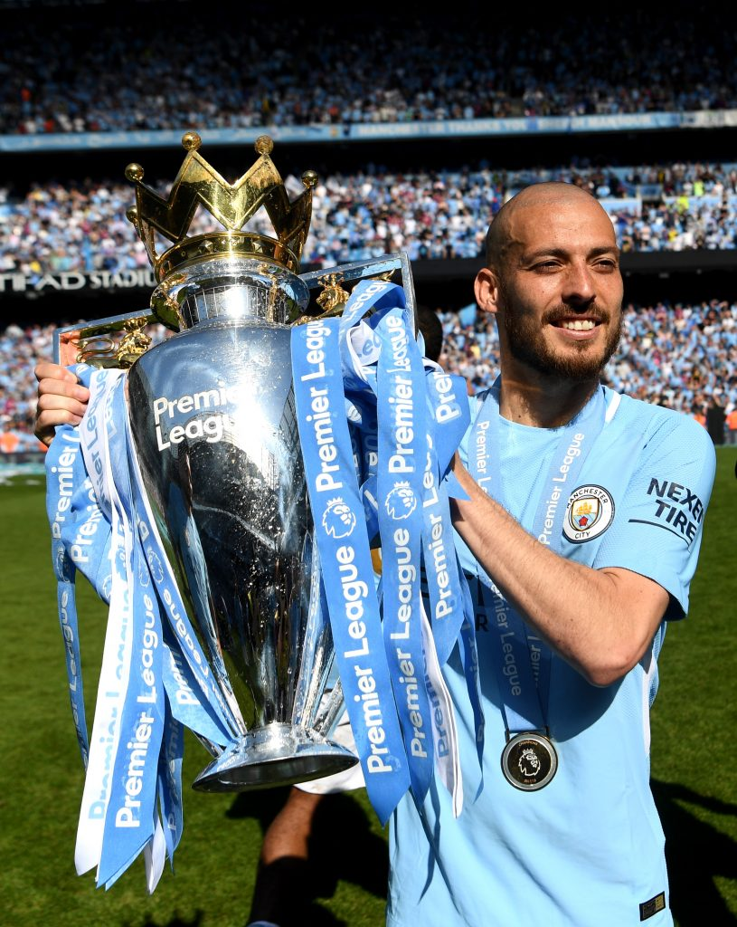 Manchester City's Bernardo Silva 'an example' for teammates - Pep Guardiola