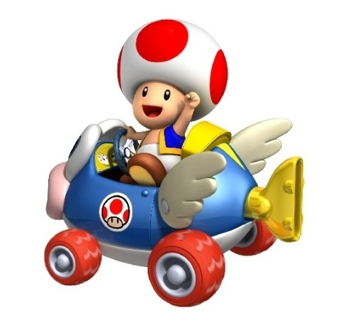 Trump's penis looks like mushroom character in Mario Kart, says Stormy Daniels