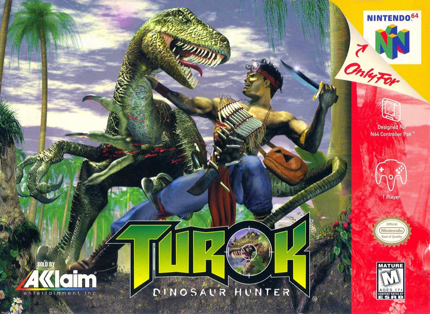 15 essential games we'd want on an N64 Classic console   JOE