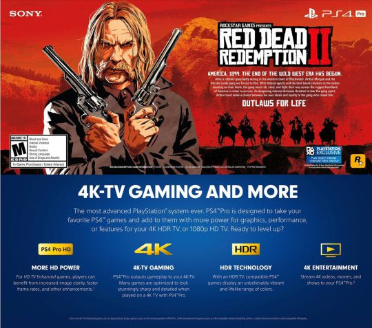 Red Dead Redemption 2 requires huge 105GB of space to install