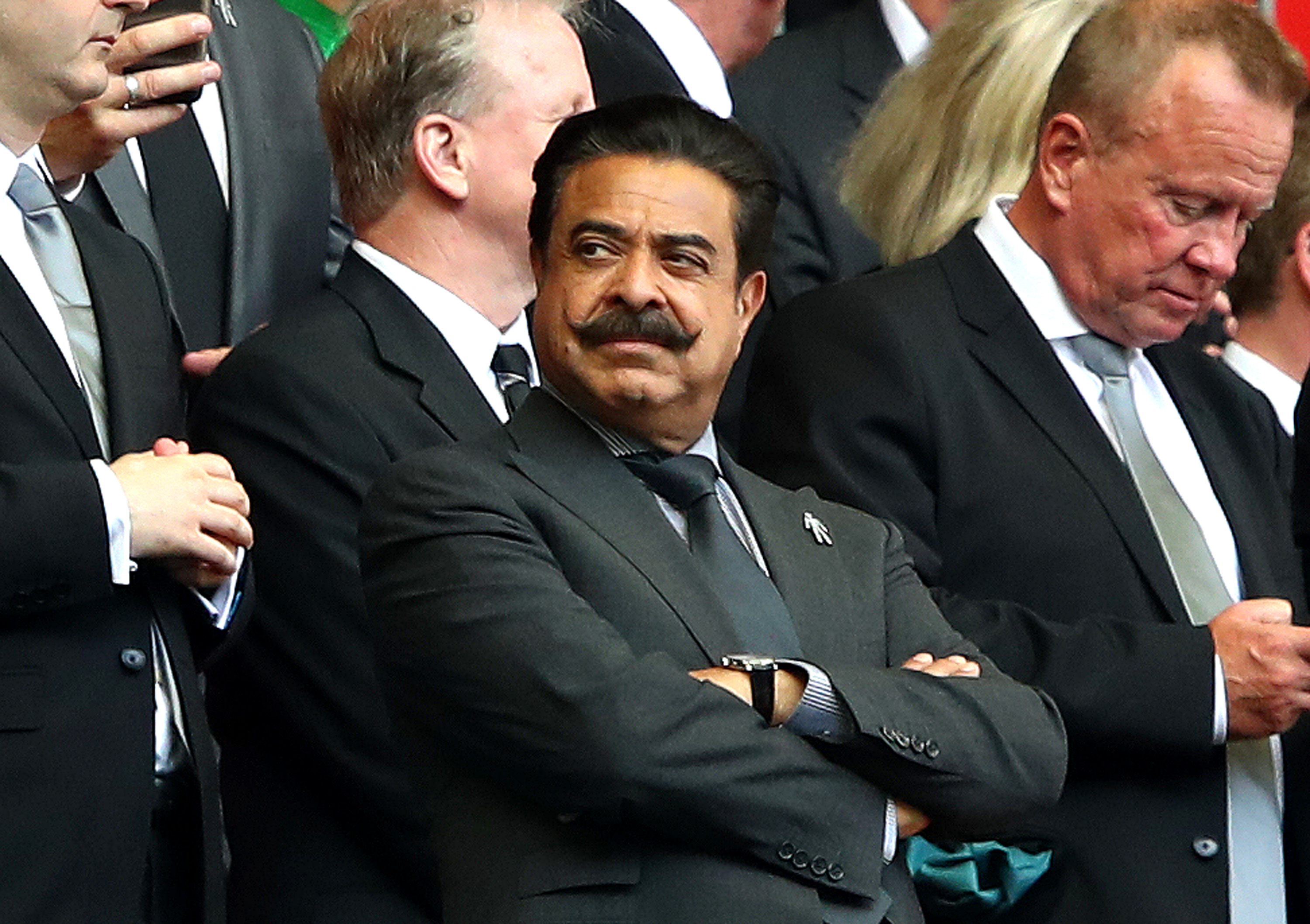 Fulham owner Shahid Khan moves closer to £600m Wembley purchase