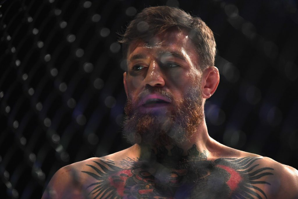 Conor McGregor given one-month medical suspension