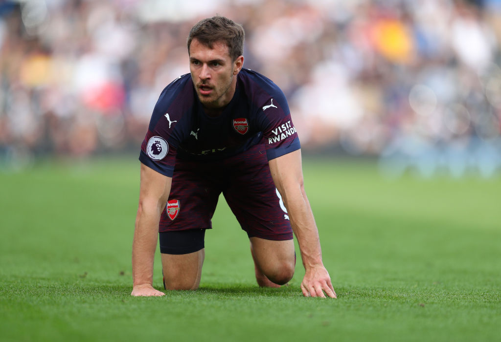 Manchester United set to move for Arsenal's Aaron Ramsey