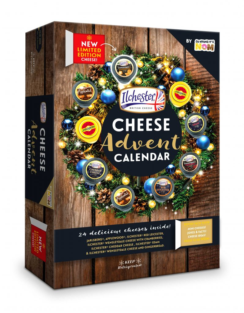 Aldi Cheese Advent Calendar.A Cheese Advent Calendar Is Hitting Uk Supermarkets In Time For