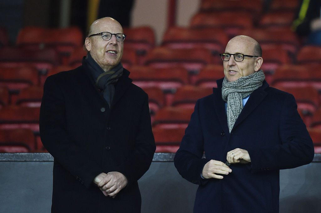 Glazers can make £2.2 BILLION profit on Man Utd Saudi sale