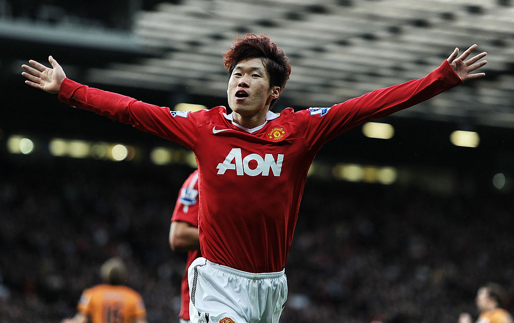 Manchester United announce Park Ji-sung has returned to