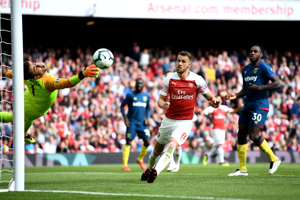 Liverpool made key decision over Aaron Ramsey transfer