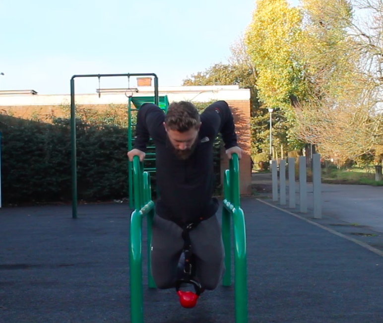 Weighted Calisthenics Dips