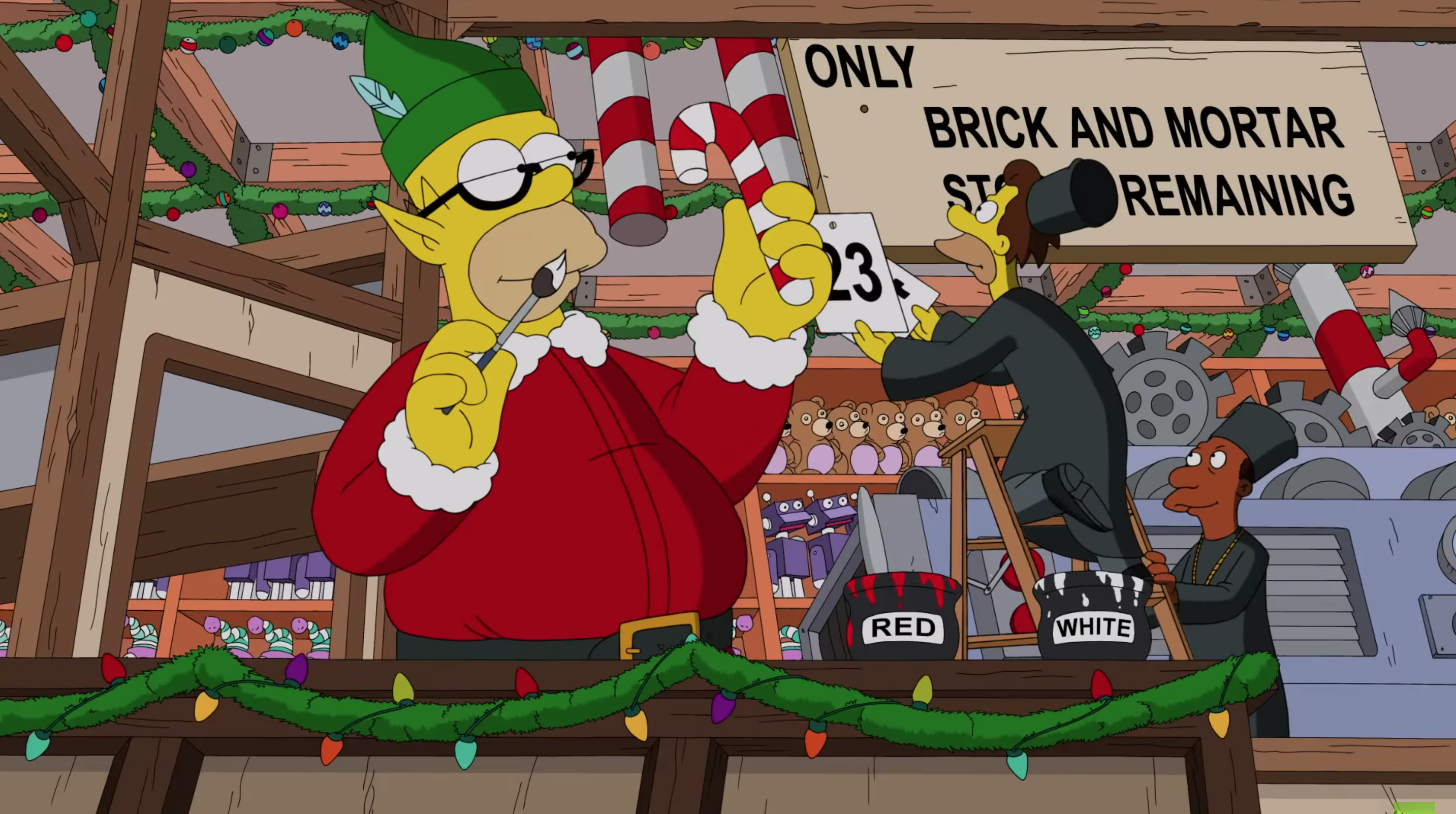 Simpsons Christmas Episodes.Every Single Christmas Episode Of The Simpsons Ranked Joe