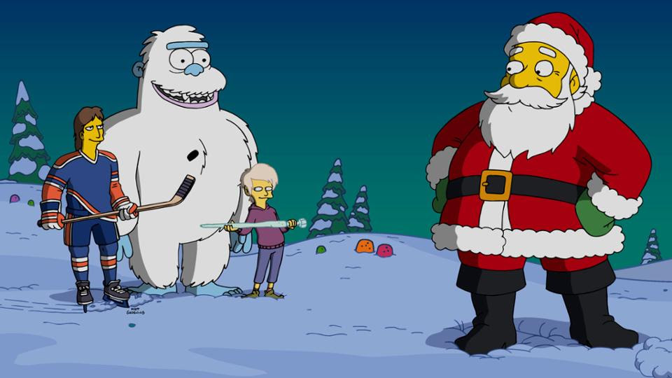 The Simpsons Christmas Episodes.Best Simpsons Christmas Episodes