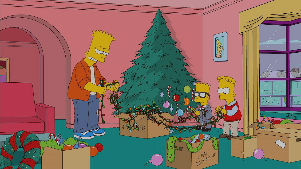 A Definitive Ranking Of Every Christmas Episode Of The Simpsons Her Ie