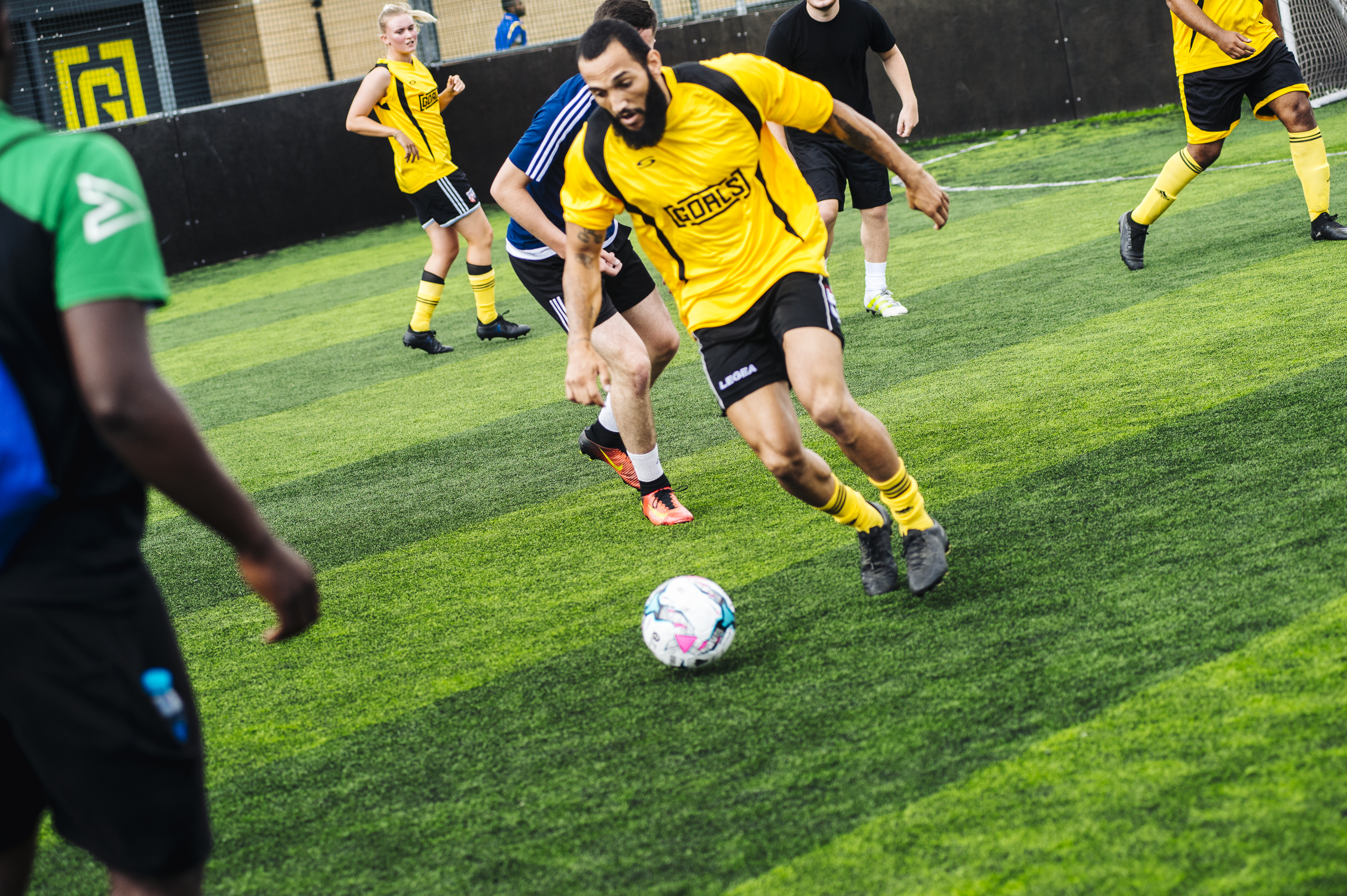How five-a-side football can improve your health and fitness | JOE co uk