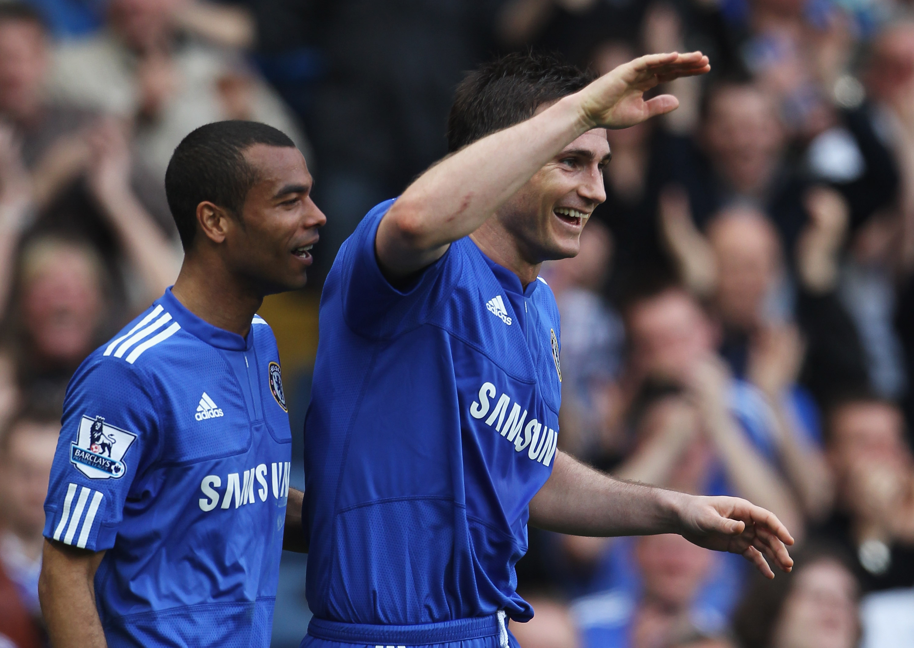 Ashley Cole poised to be reunited with Frank Lampard at Derby County