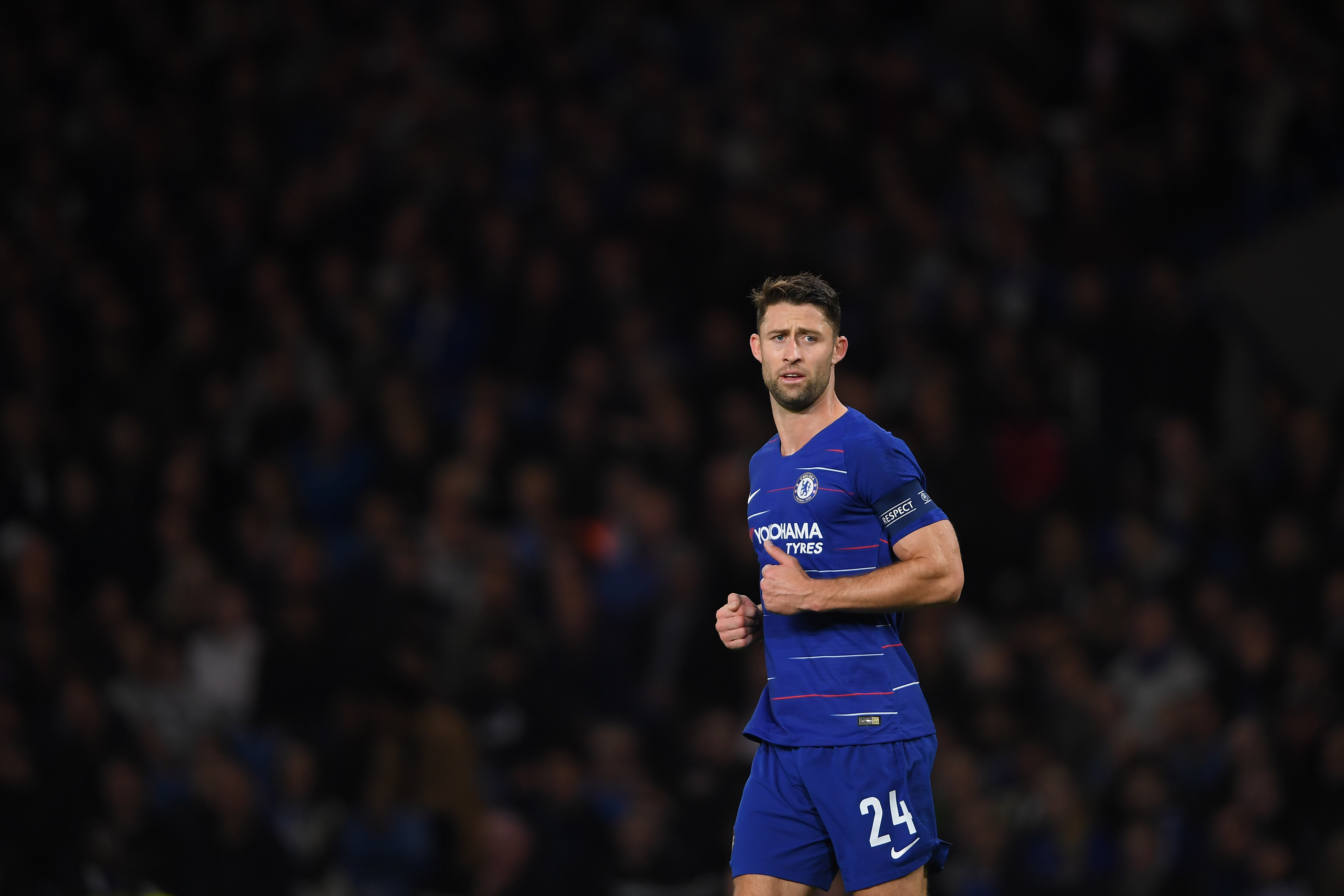 Gary Cahill 'turned down moves to Juventus, Monaco and Fulham'