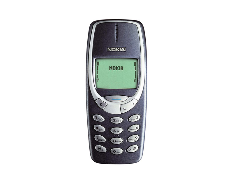This is what your first mobile phone says about you