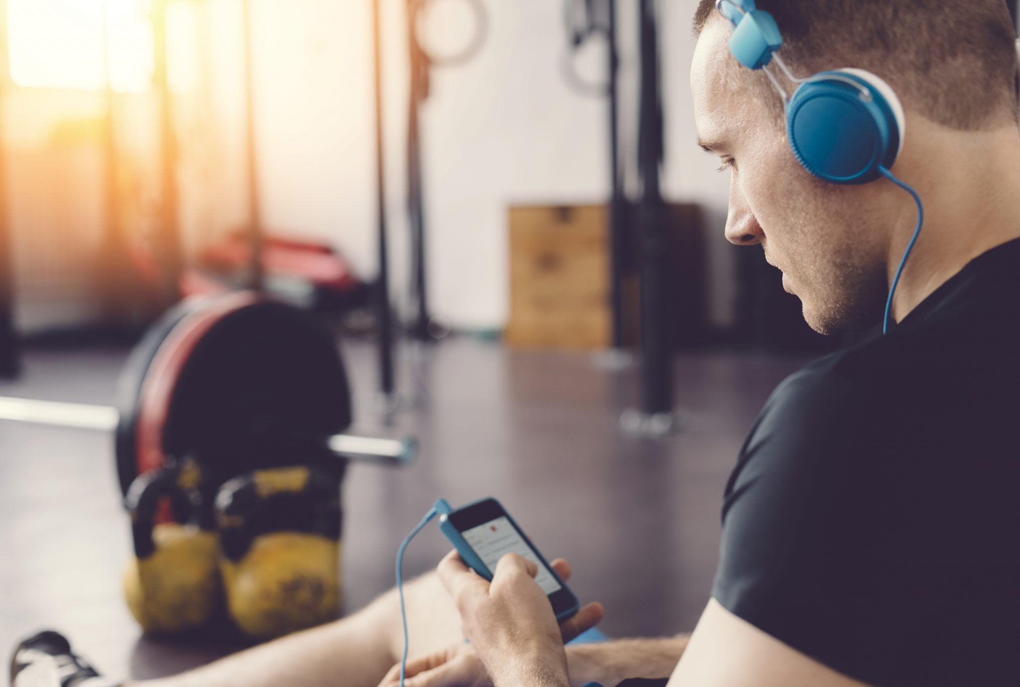 Not getting results in the gym? It could be the music you're