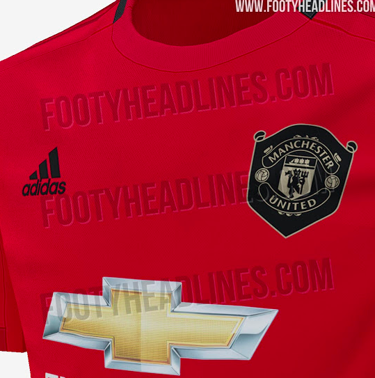 6954245ec Manchester United s leaked new kit for 2019 2020 season
