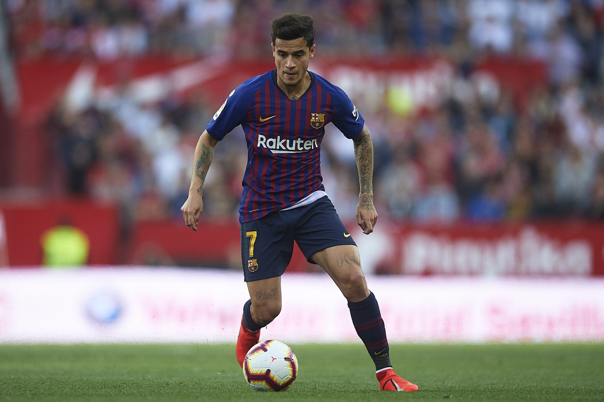 Barcelona ready to part with Coutinho for 130 million euros