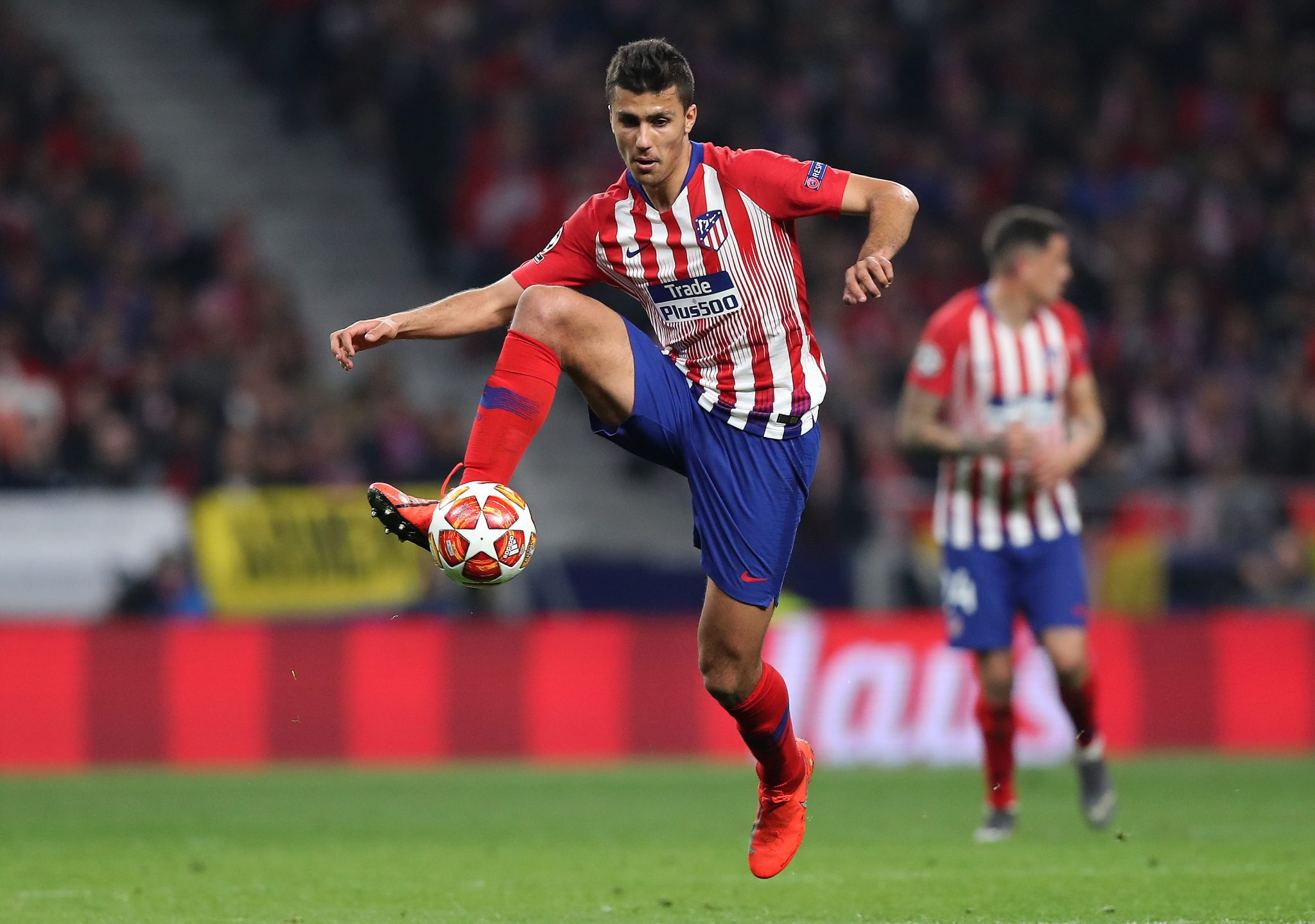 Manchester City eyeing move for Rodri