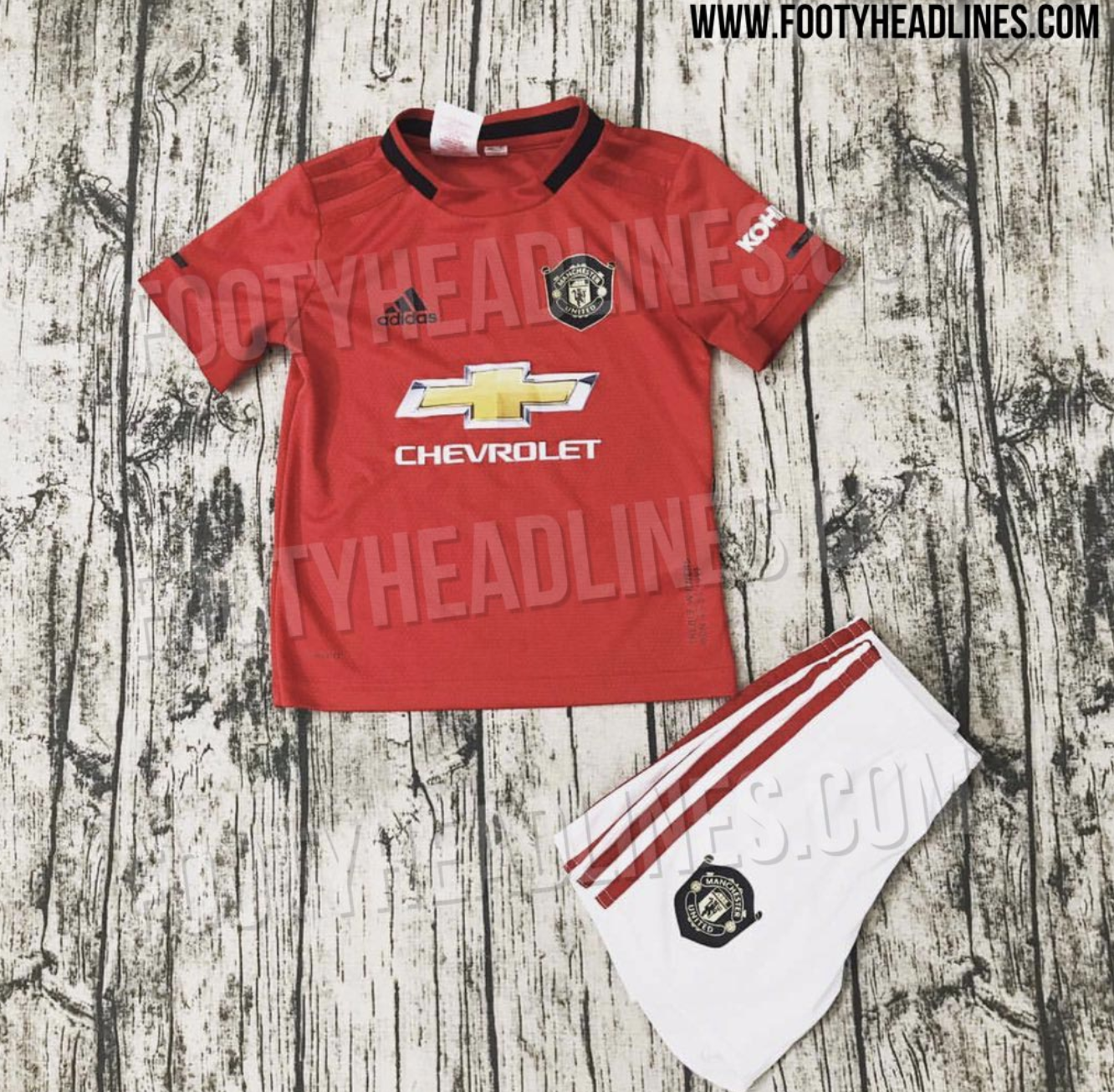 wholesale dealer b6f50 1b1b5 Man United's next home jersey as good as confirmed with ...
