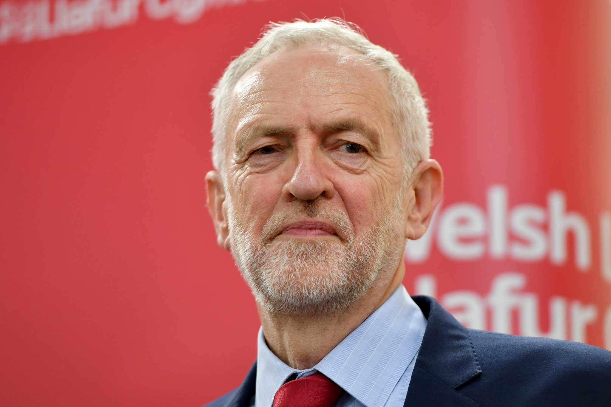 Jeremy Corbyn has defended Shamima Begum's right to legal aid (Credit: Anthony Devlin)