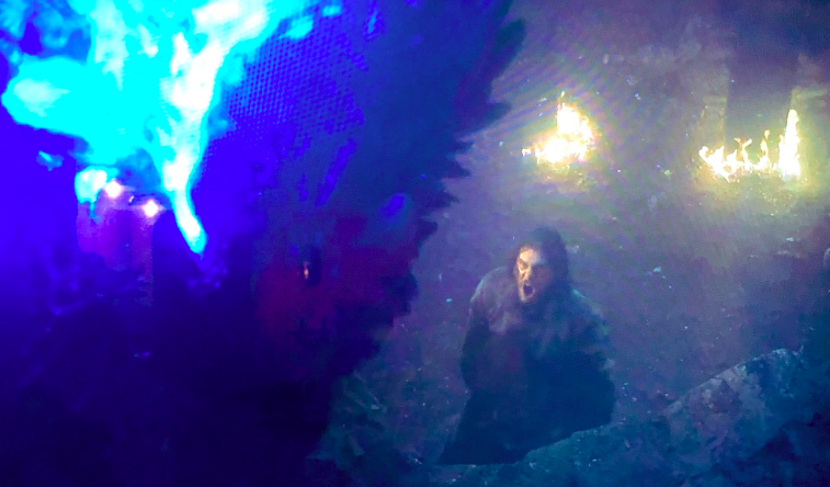 jon snow dragon