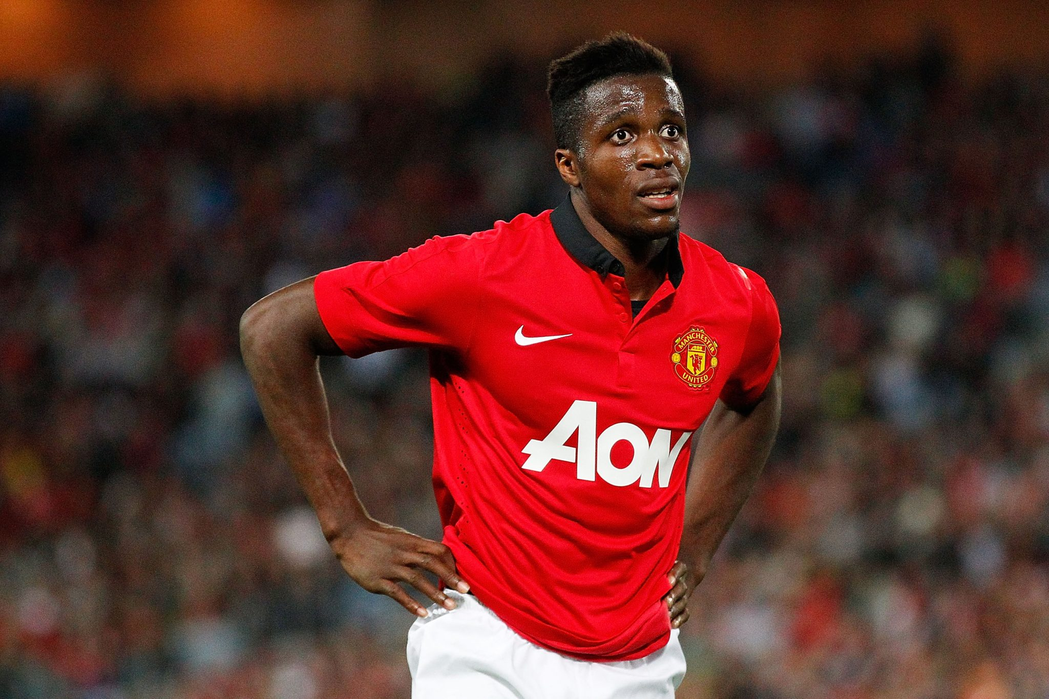 Man Utd S Wilfried Zaha Clause Means They Could Receive 15m From Transfer Joe Co Uk