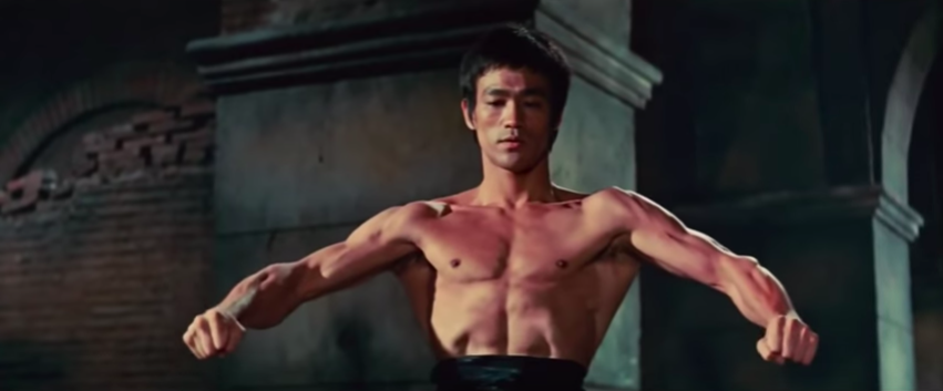 Bruce Lee in Way of the Dragon/Return of the Dragon (1972)