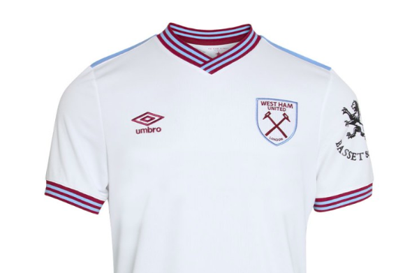 995d3025a How to get the new West Ham away shirt without the sponsor | JOE.co.uk