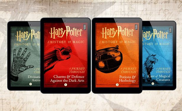 JK Rowling announces release of four new Harry Potter stories