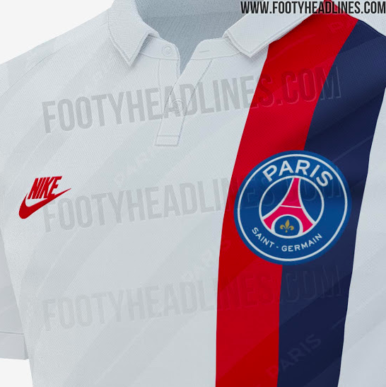 online store 42748 d2eeb PSG's stunning 19/20 third kit has been leaked | JOE.co.uk