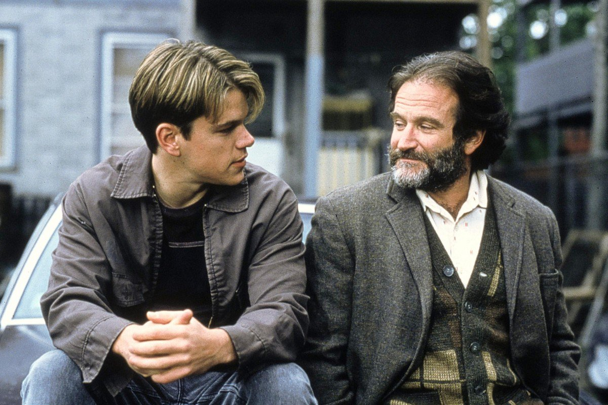 Image result for Good Will Hunting movie