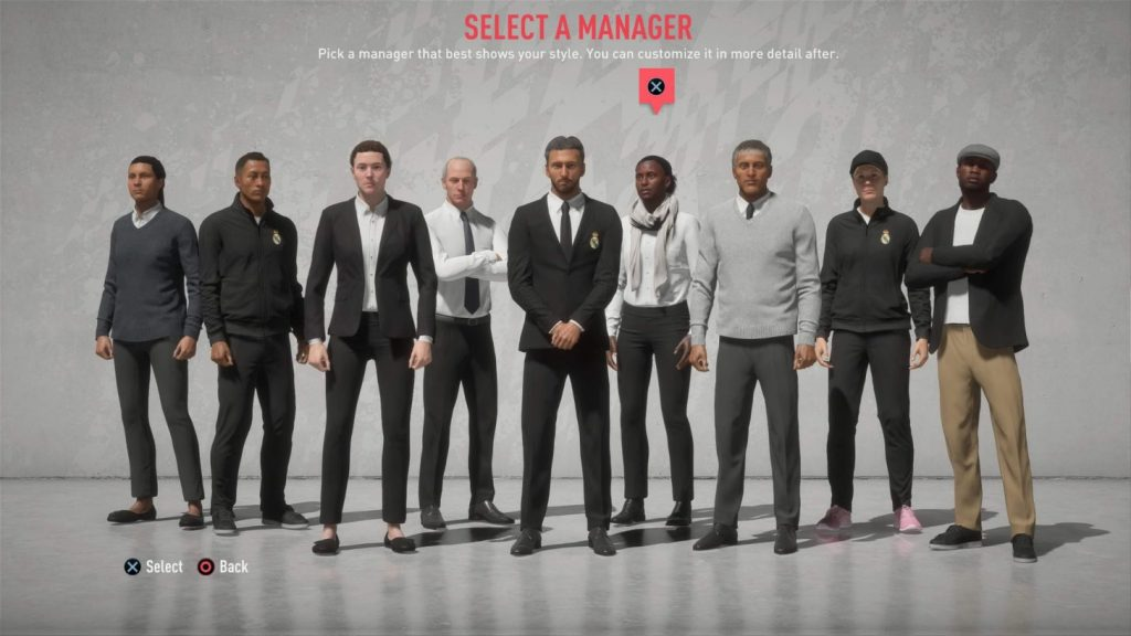 Federation Internationale de Football Association  20 Details Improvements to Career Mode Including Female Managers