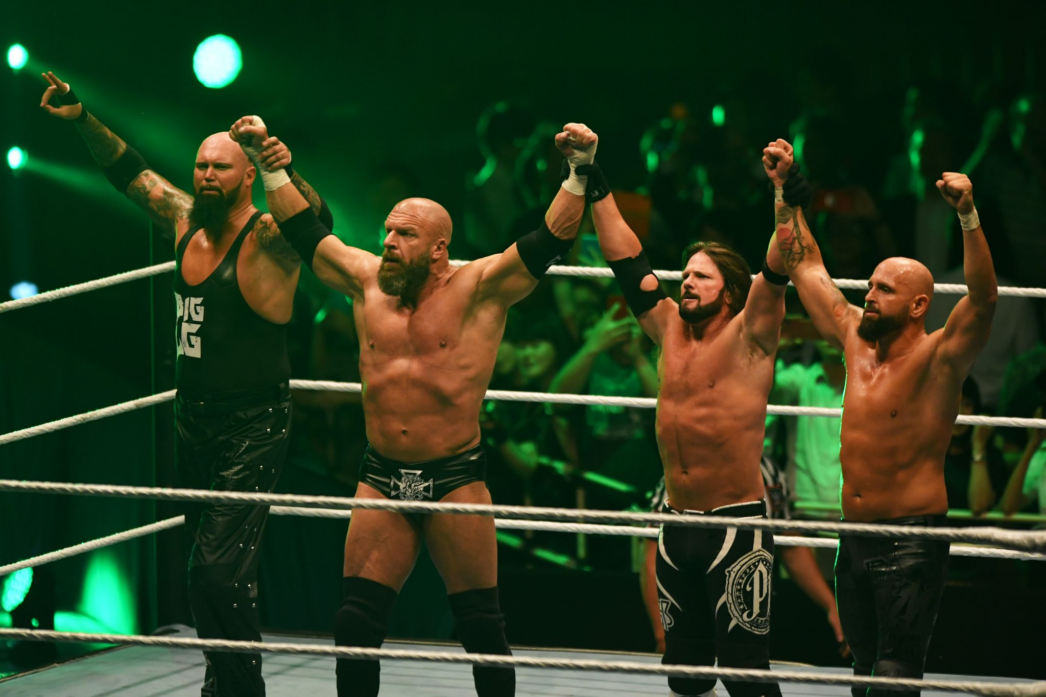 Triple H on how NXT superstars train to be bulletproof in ...