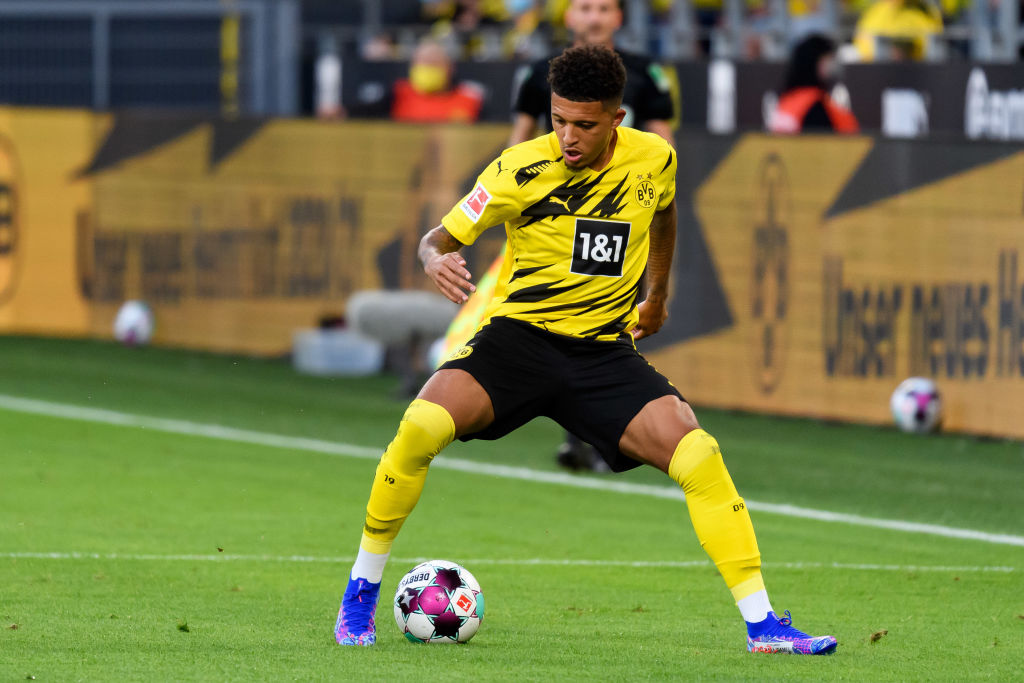 Man Utd target Sancho hails Rashford as best he's played with