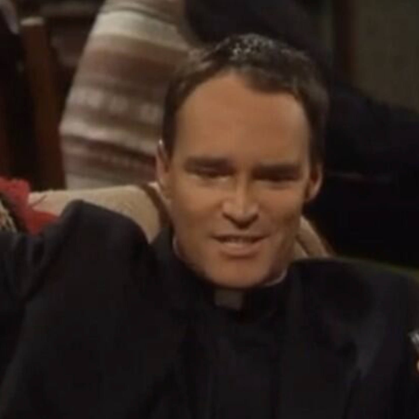 Father Buzz Cagney