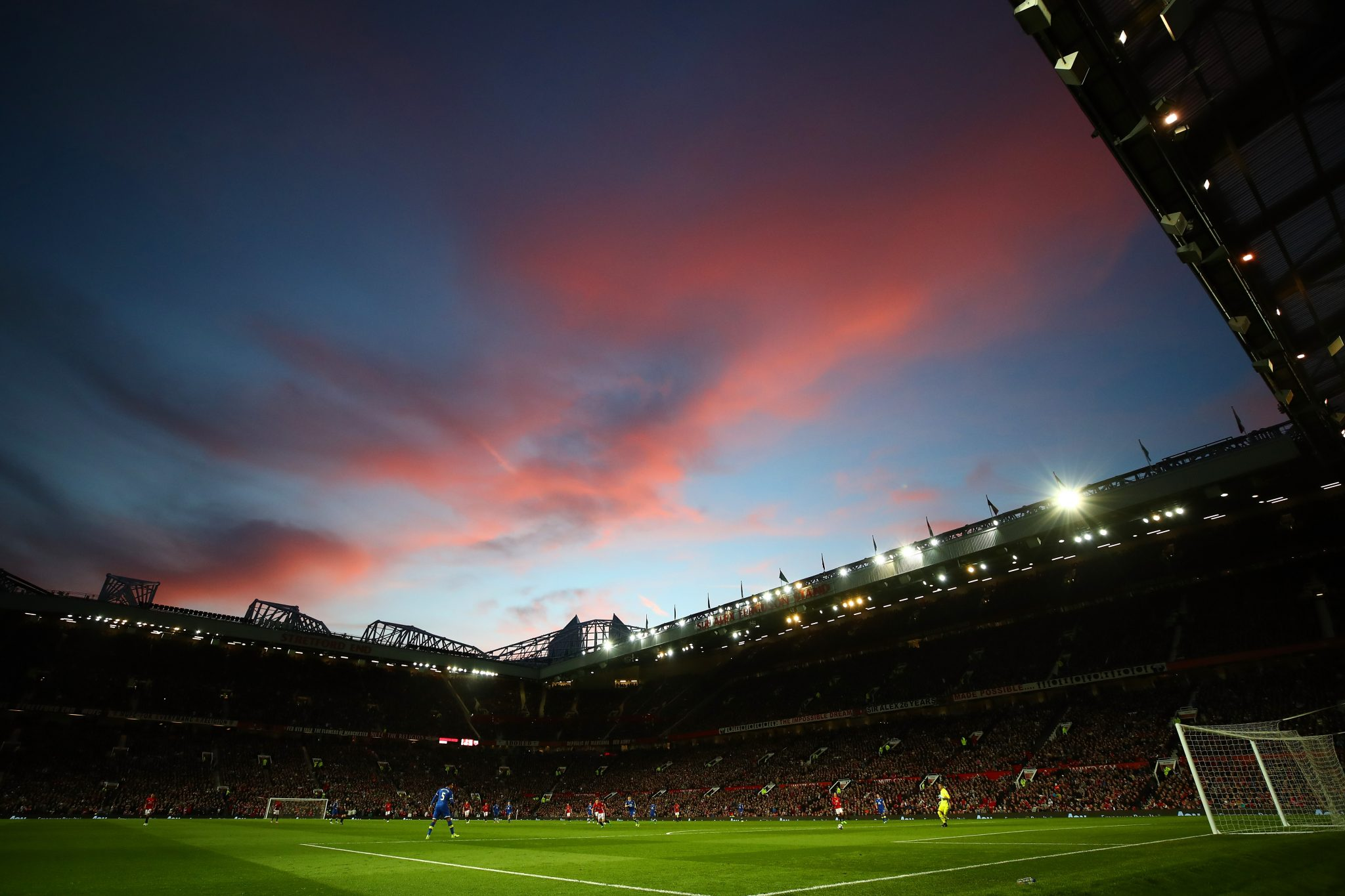 Manchester United Subject To Cyber Attack, Hackers Demanding Millions Of Pounds