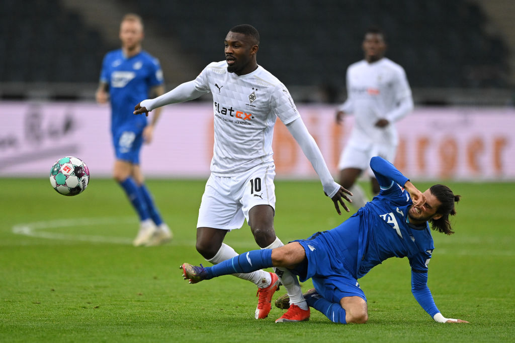 Marcus Thuram given hefty ban and fine for spitting incident