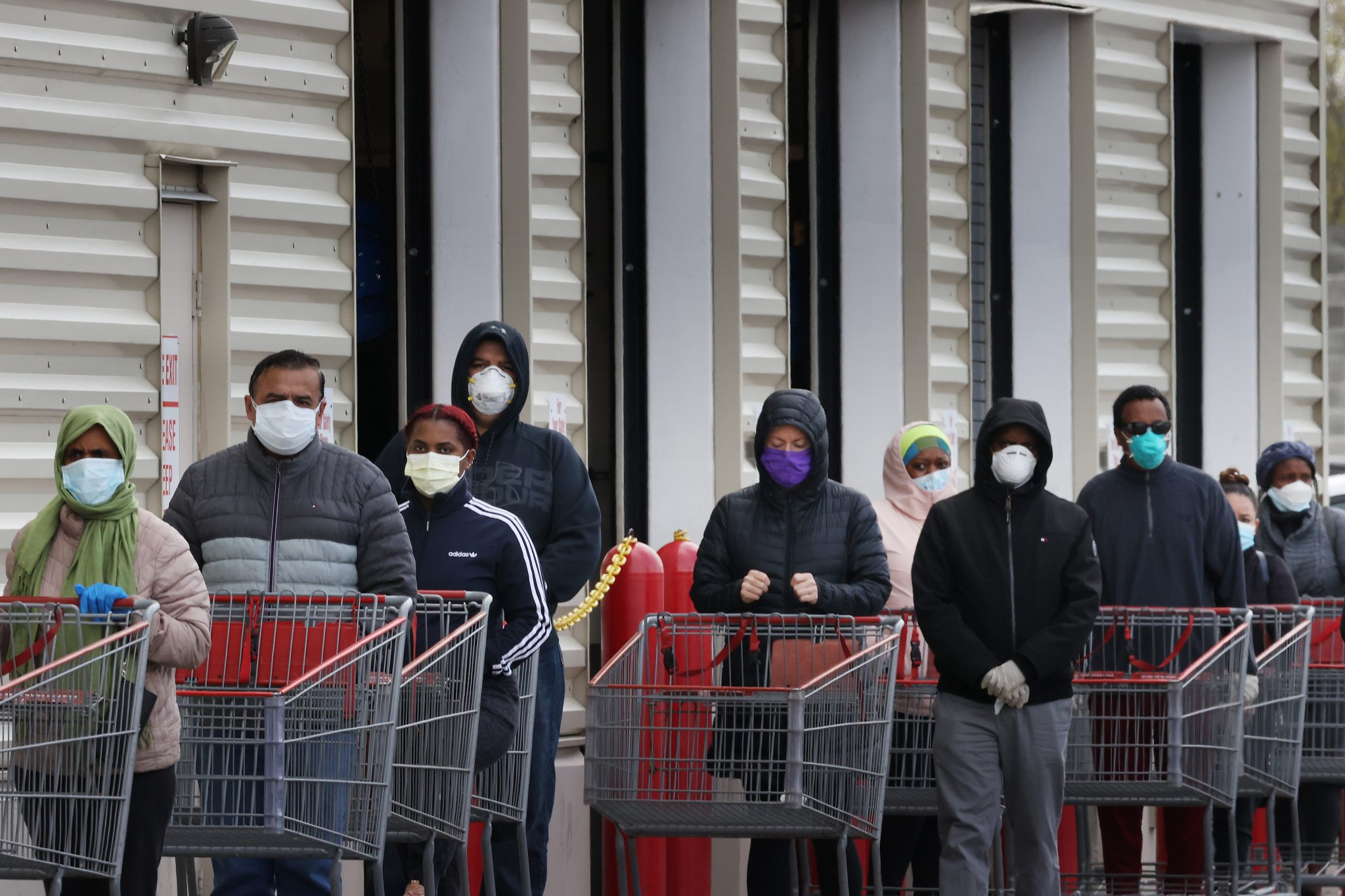 Medical leaders says face masks should be worn at every opportunity to limit the spread of coronavirus indoors and outdoors