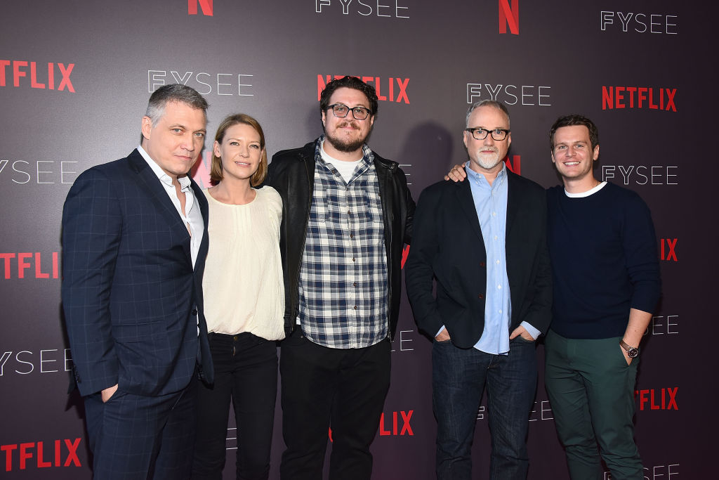 Mindhunter cast at FYC event