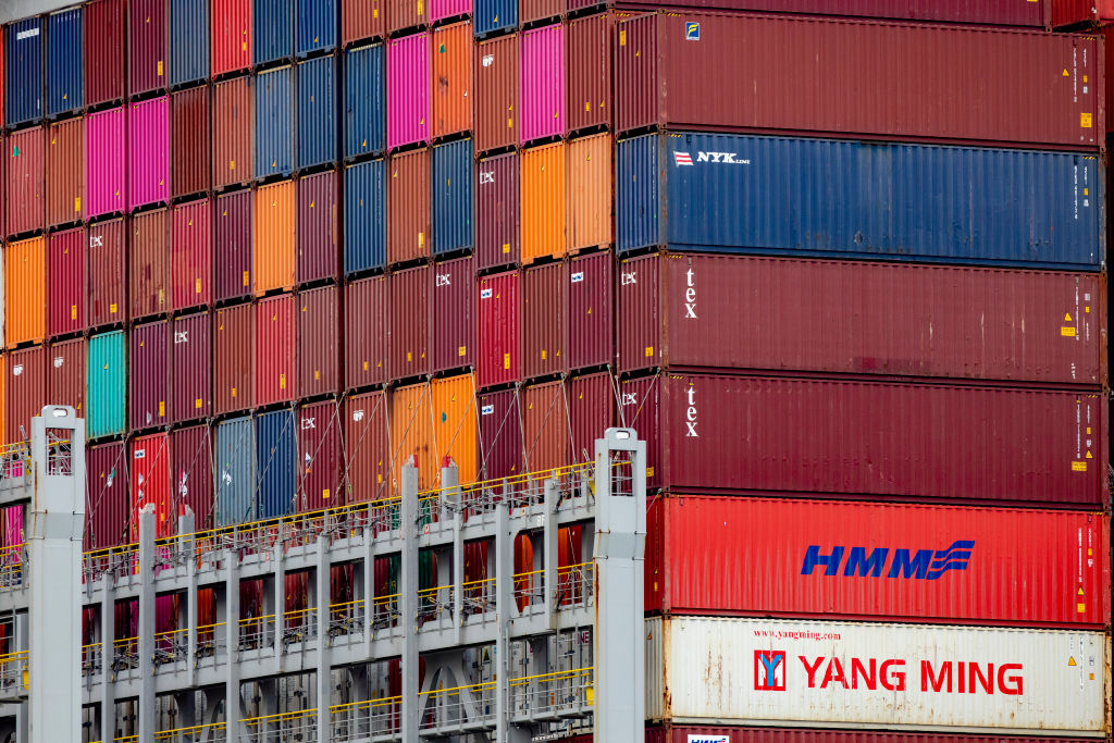 Embassy Village to turn cargo containers into housing