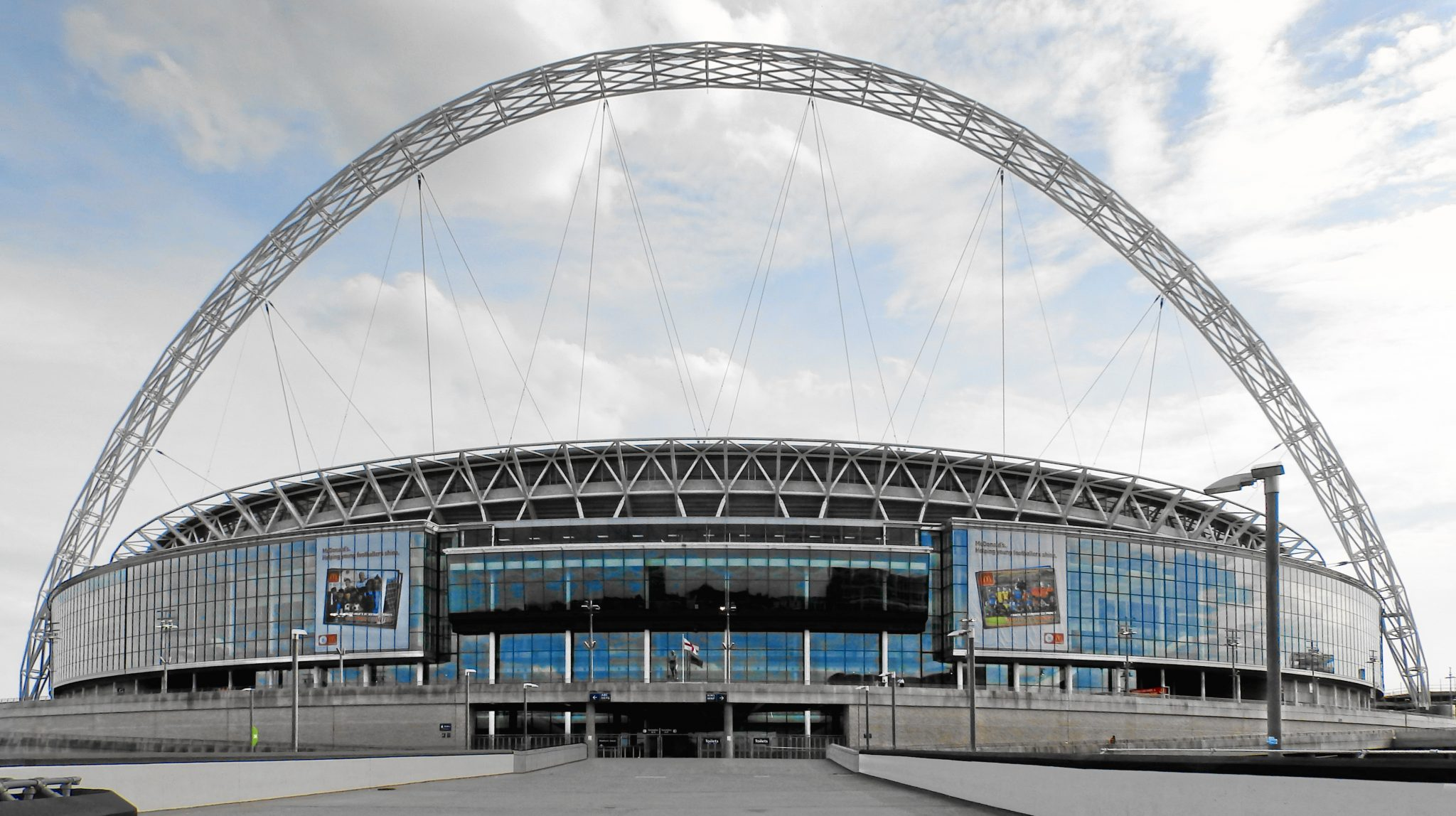 The Euro 2020 final will be played at Wembley