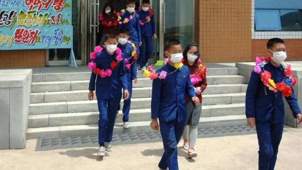 North Korea and child workers