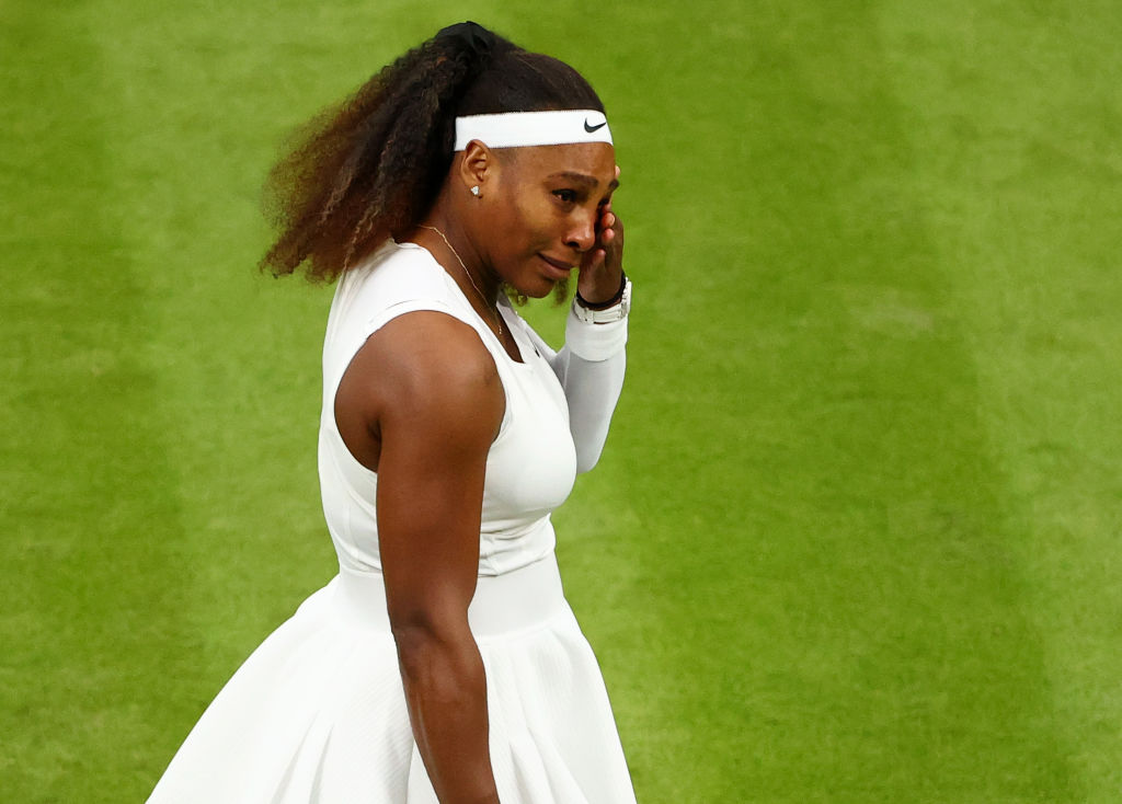 Serena Williams pulled out of Tokyo ahead of Wimbledon, in which she struggled with injury