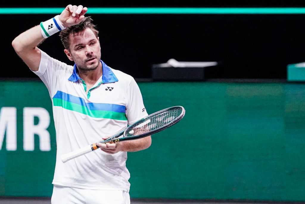 Stan Wawrinka has struggled with post-surgery injuries throughout the season