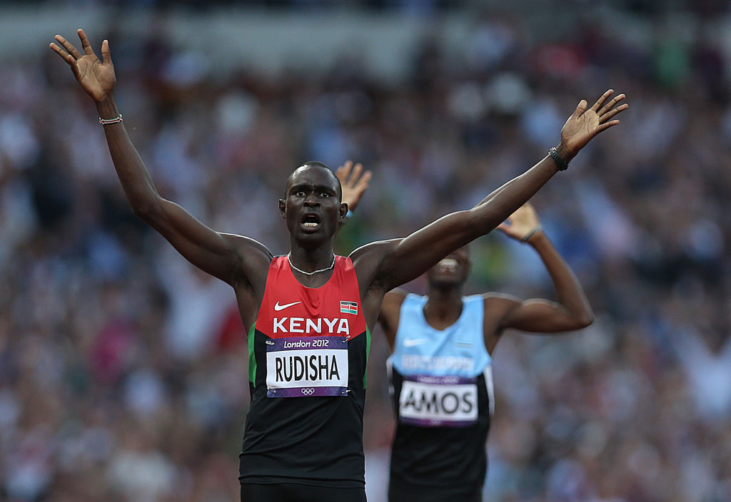 David Rudisha has competed since 2017 after multiple injuries