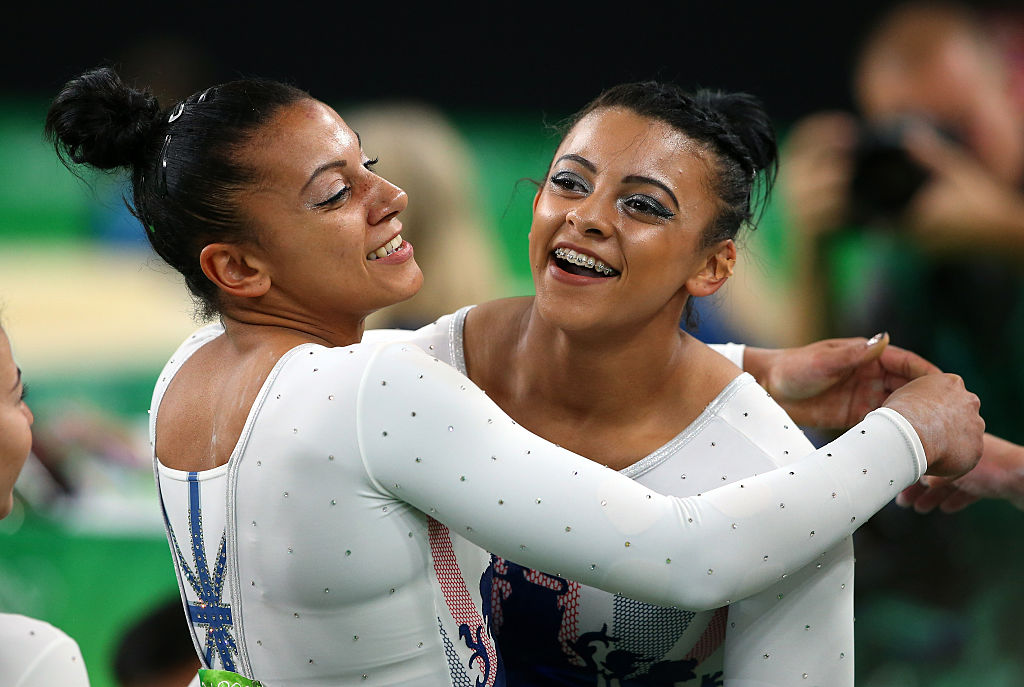 Ellie Downie withdrew after her sister, Becky, was denies the chance to qualify