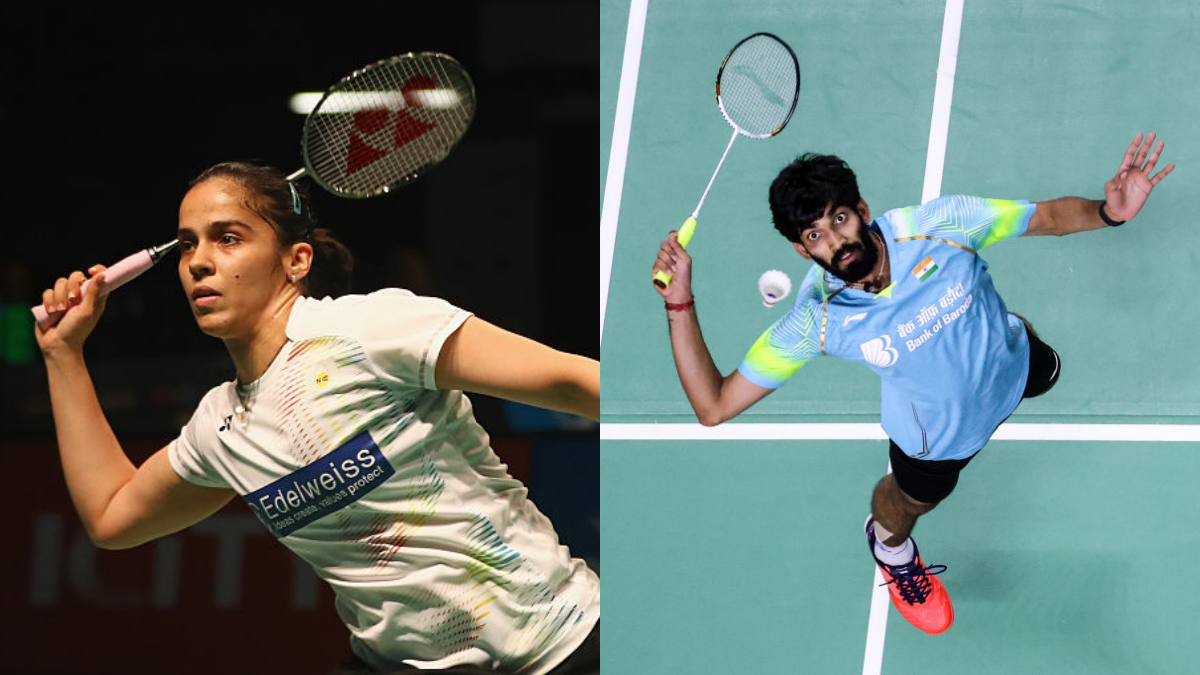 Saina Nehwal and Kidambi Srikanth couldn't qualify due to Covid's impact on Indian sporting events