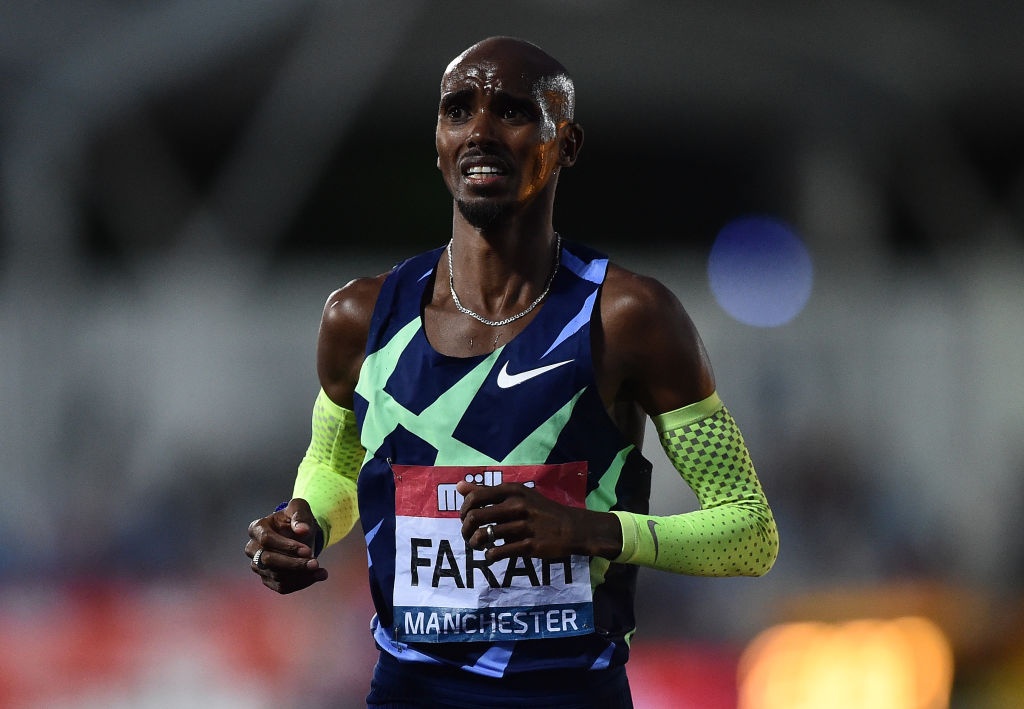 After uniting the nation in 2012, Mo Farah narrowly failed to qualify this year